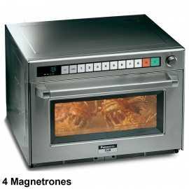 Microondas digital 4 magnetrones CJNE1880 Lleno