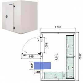 Camara frigorifica conservacion INPACKCAMARA11-R