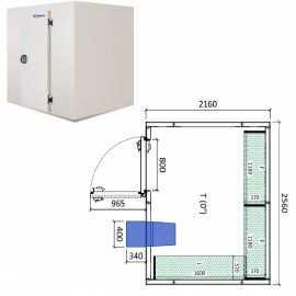 Camara frigorifica conservacion INPACKCAMARA13-R