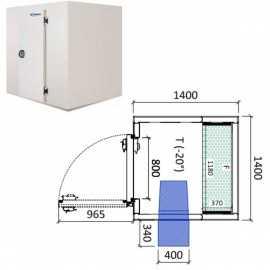 Camara congelador conservacion INPACKCAMARA1-C