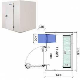 Camara congelador conservacion INPACKCAMARA2-C