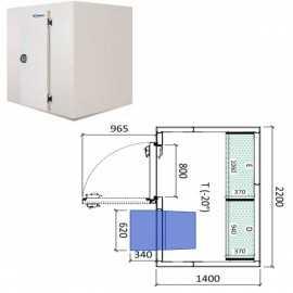 Camara congelador conservacion INPACKCAMARA3-C