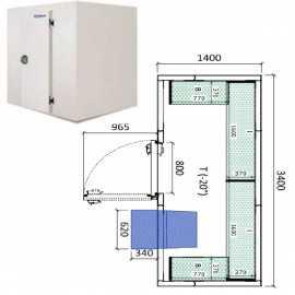 Camara congelador conservacion INPACKCAMARA6-C