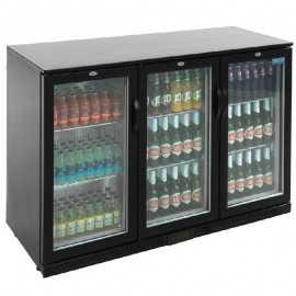 Neveras para bebidas 3 Puertas Cristal NIGL004