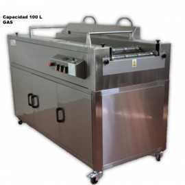 Freidora en continua 100L GAS IPFGC100