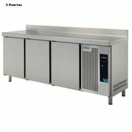 Mesa fria para pasteleria 3 Puertas EDMPP-200 HC