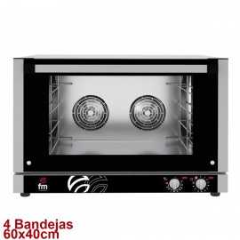 Horno Industrial FMRXDL-604PLUS, 4 Bandejas 60x40 (4GN 1/1)