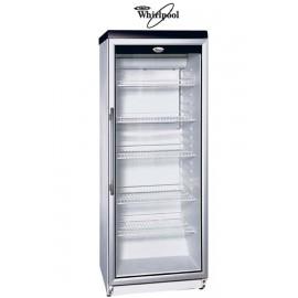 Nevera Refrigerador con Puerta de Cristal CLWP320