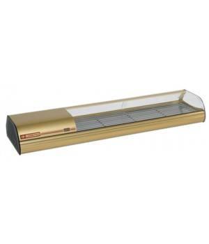 Vitrinas expositora de oro para tapas CMTOP200P8