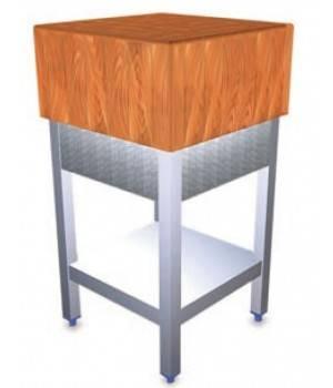 Pilon de corte en troceo de madera y fibra sin faldón FR030902