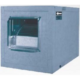 Caja de extracción AMI con filtro aspiración.