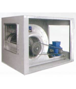 Caja de extraccion AMT-transmision