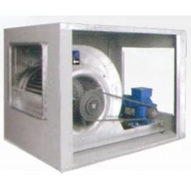 Caja extracción AMTR-transmisión.
