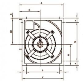 Caja UPC-inmersa 400º-2hr