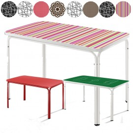 Mesa de bar personalizable ISI BECK 110 x 70