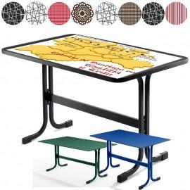 Mesa de bar personalizable ISI WALTER 110x70