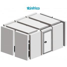 Camara modular congelación (100 mm) Altura 232