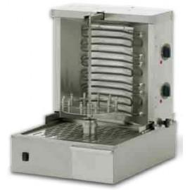 Maquina asador kebab electrico RO GR40E