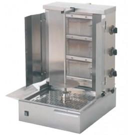 Maquina asador gyros/kebab a gas RO GR60G