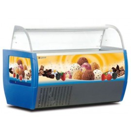 Vitrina expositor helados EPIC10