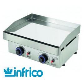 Plancha a gas Infrico PG60CD como-duro -20 mm.