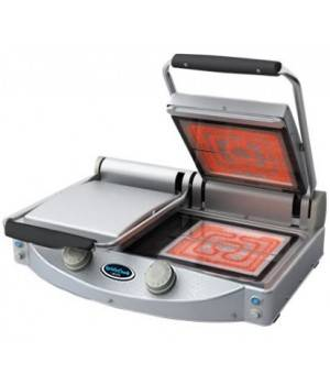 Plancha electrica VITRO-XP020PTdoble-CT