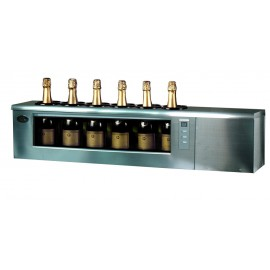 Conservador de vinos -6 botellas