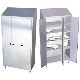 Armario con estantes reforzado 081652