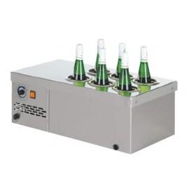 Refrigerador de vino de sobremesa ASVI.12 - 6 botellas