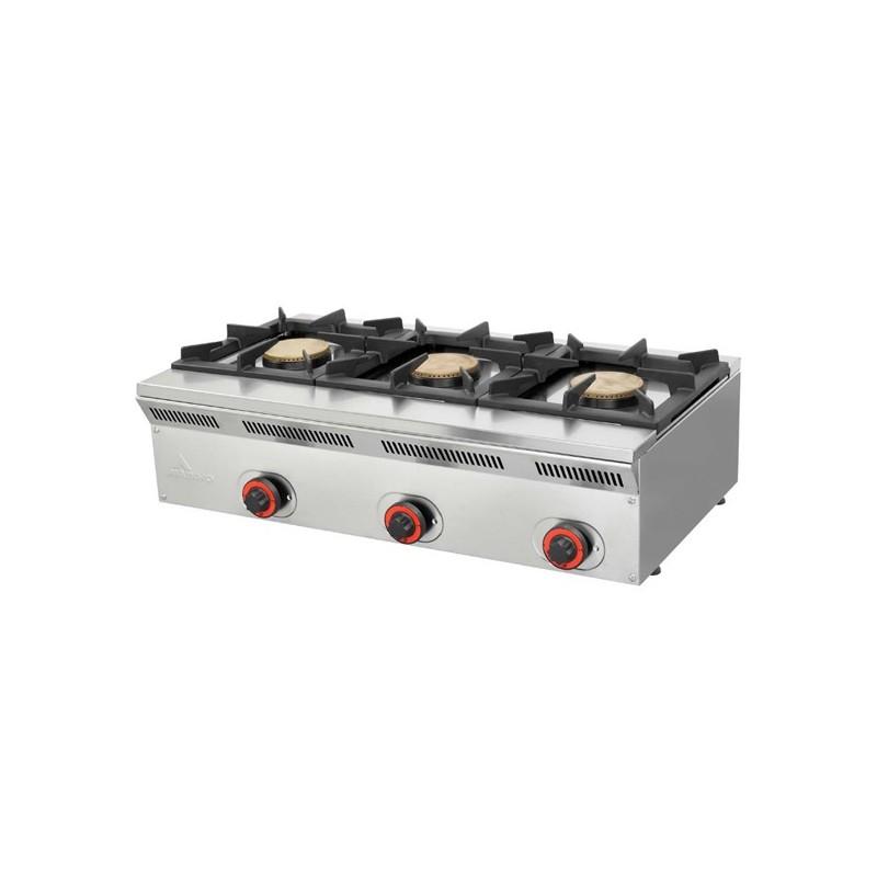 Cocina a g s butano o propano mheco ele93g serie econ mica for Cocinas economicas a gas