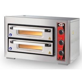 Horno para Pizza GMGPF5050DE-4+4pizzas