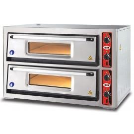 Horno para Pizza GMGPF9262DE-6+6pizzas