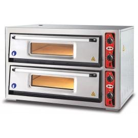 Horno para Pizza GMGPF9292DE-9+9pizzas