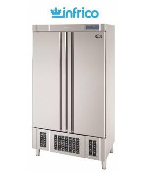 Nevera Vertical refrigeradora en acero inoxidable para pescado INAP902T/F