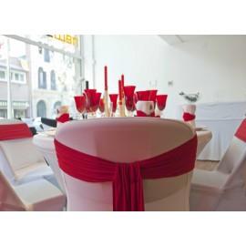 Lazo para silla de catering CLASSIC