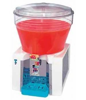 Dispensador y enfriador de bebidas frias DD-25-RP