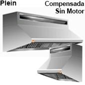 Campanas extractoras industriales para la pared sin motor - Campanas extractoras economicas ...