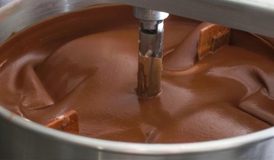 Maquina chocolate
