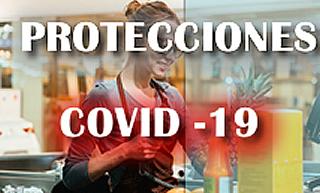 Protecciones COVID