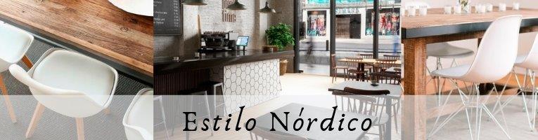 Mobiliario Hosteleria Estilo Nordico