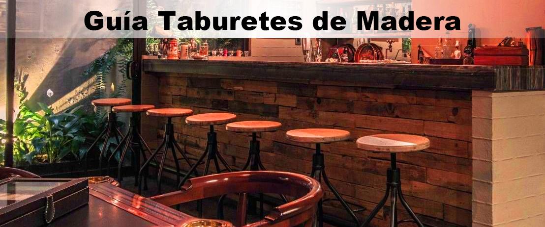 Guia Taburetes de Madera