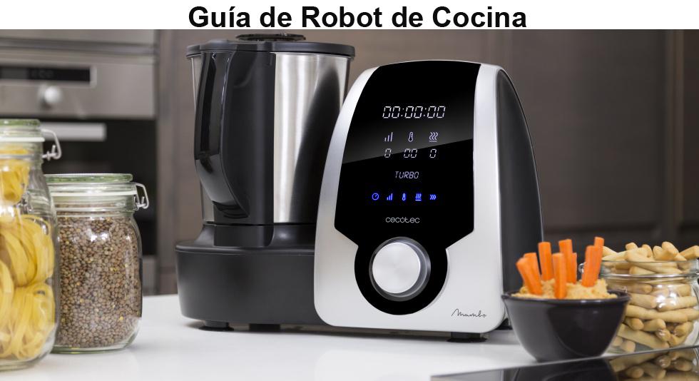 Guía de robot de cocina