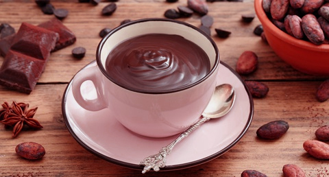 Maquina chocolatera