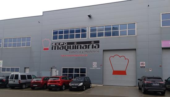 Expomaquinaria Almacen Logistico