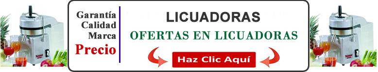 LICUADORAS
