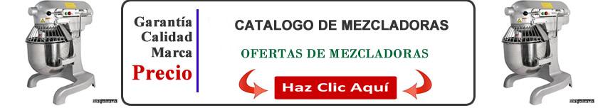 MEZCLADORAS