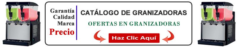 GRANIZADORAS