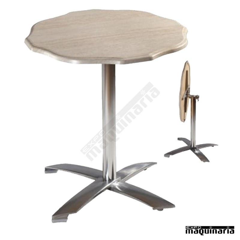 Mesas plegables hosteler a definicion y uso mesa plegable for Mesas plegables hosteleria
