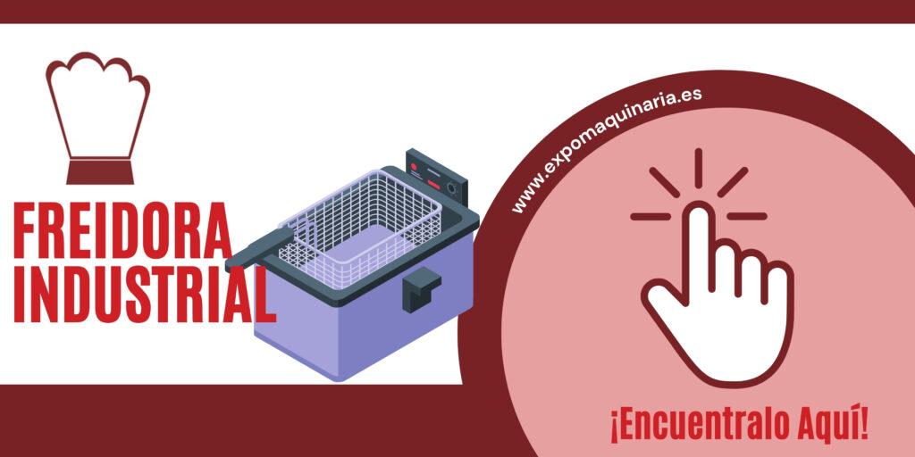 Expomaquinaria - freidoras industriales
