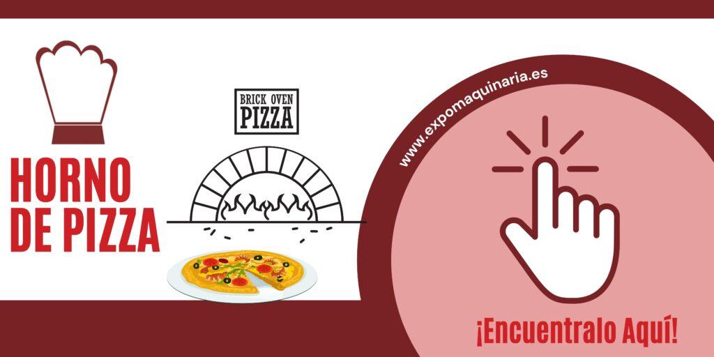 Expomaquinaria - Horno de pizza
